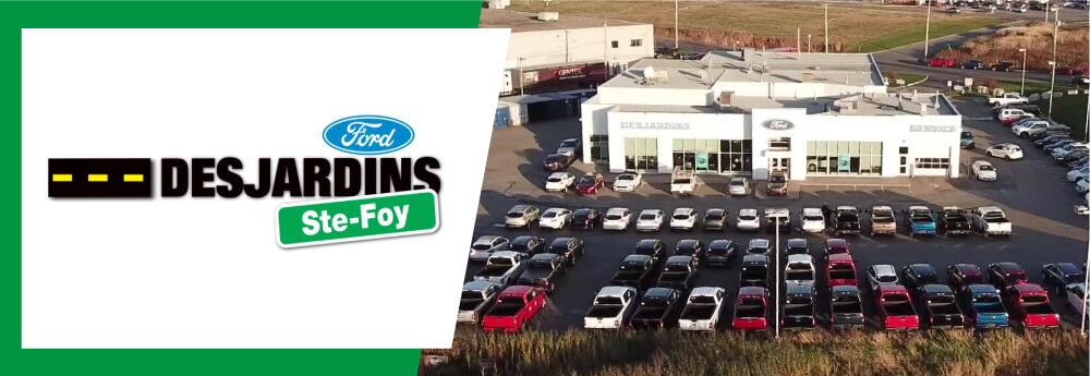 Desjardins Ford Sainte-Foy