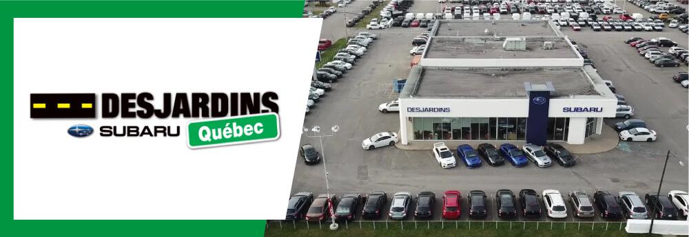 Desjardins Subaru Québec