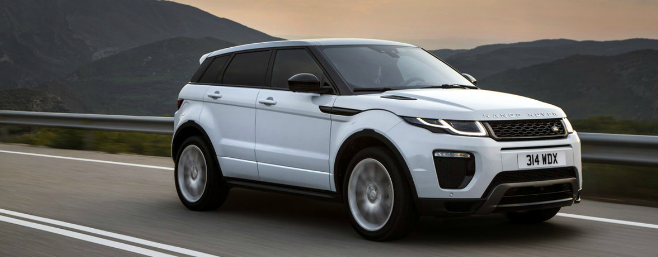 Land Rover Evoque 2018