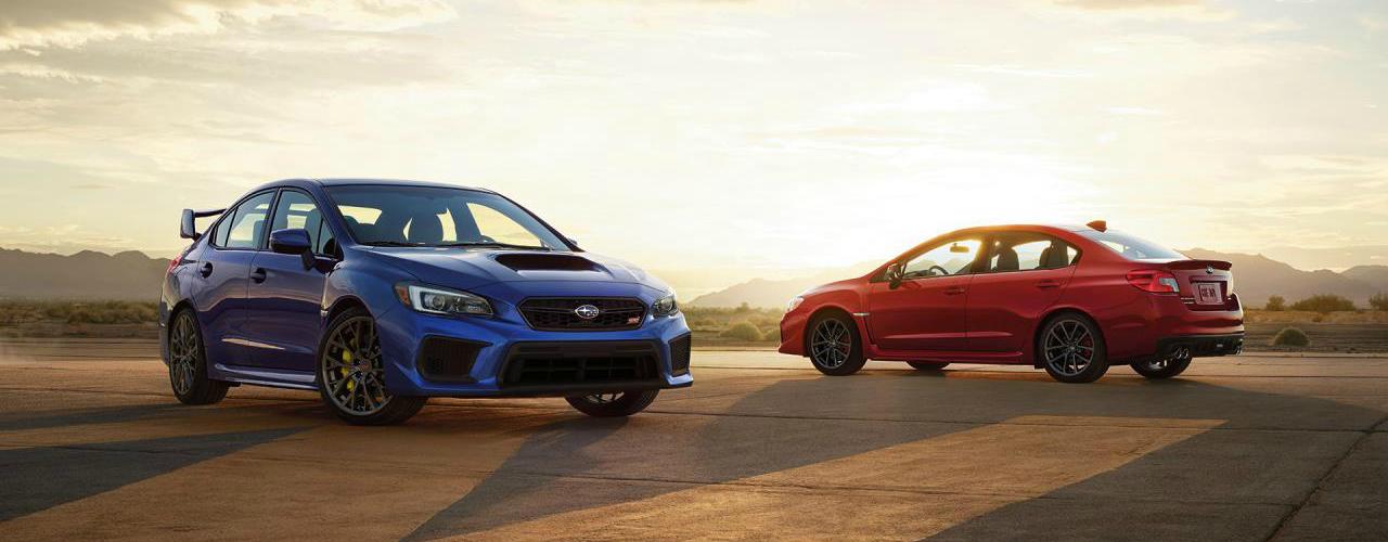 Subaru WRX-STI 2018